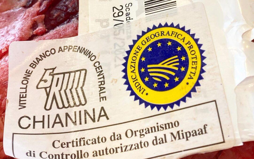 Carne di Chianina IGP